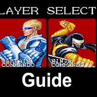 Games Psp CSO Terbaru Guide for Captain Commando v1.0