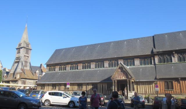 Honfleur - Holzkirche St. Cathérine