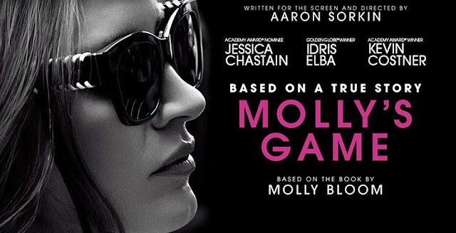 مراجعة قصة فيلم Molly's Game، كل شيء له بداية ونهاية، حتى في عالم القِمار
