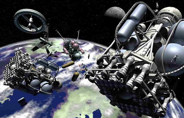 Trump crea la Fuerza Espacial para recuperar el poder secuestrado por el Estado Profundo