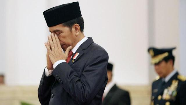 Diamini Ribuan Santri, Di Pesantren Ini Presiden Jokowi Didoakan Terpilih Kembali di 2019 Pimpin Indonesia