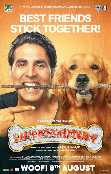 Poster of Its Entertainment 2014 Full Hindi Movie 720p BluRay With ESubs Download