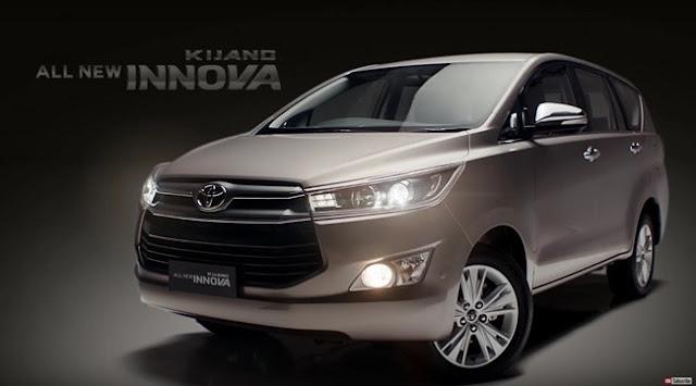 Mẫu xe Toyota Innova 2016