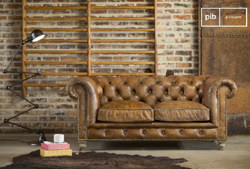 Divano chesterfield un must per ricreare lo stile for Divano chesterfield