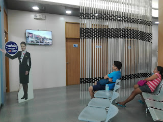 Robinsons Galleria Cebu Travellers Lounge