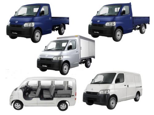 Tipe daihatsu gran max, Tipe daihatsu granmax, Varian granmax, Tipe gran max, Tipe Daihatsu, Varian daihatsu, Tipe mobil daihatsu, Tipe mobil