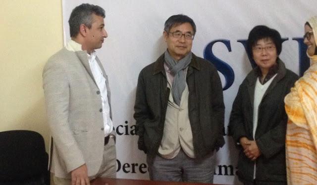 الاحتلال يطرد باحثين يابانيين من العاصمة المحتلة العيون
