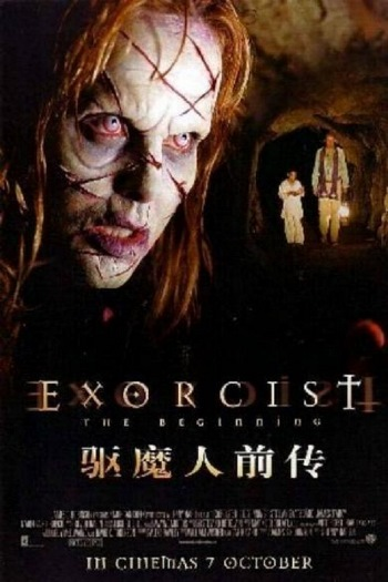 Exorcist: The Beginning 2004 Dual Audio Hindi 350MB BluRay 480p ESubs Free Download
