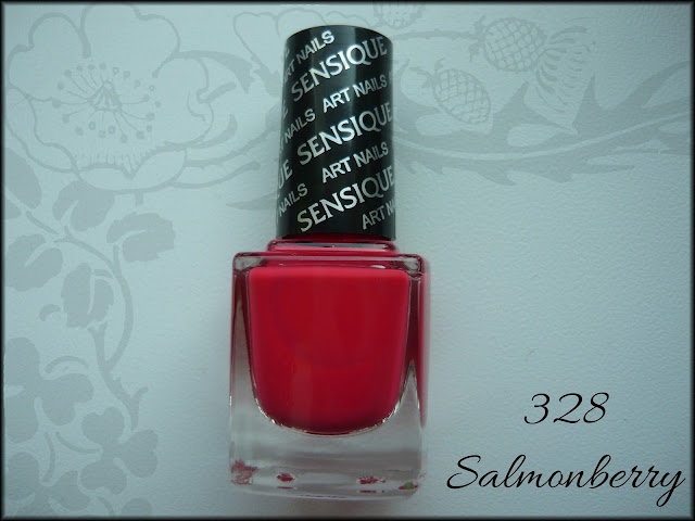 Sensique Art Nails 328 Salmonberry