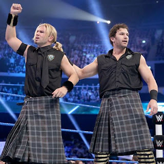 Tyler Breeze and Fandango Team Up In UK