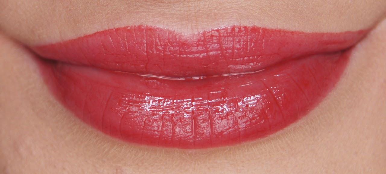 bourjois rouge edition aqua lacquer 03 brun croyable swatch