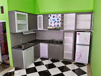 furniture semarang - kitchen set mini bar 02