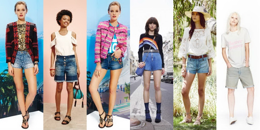 Spring Summer 2016 Women's Shorts Fashion Trends