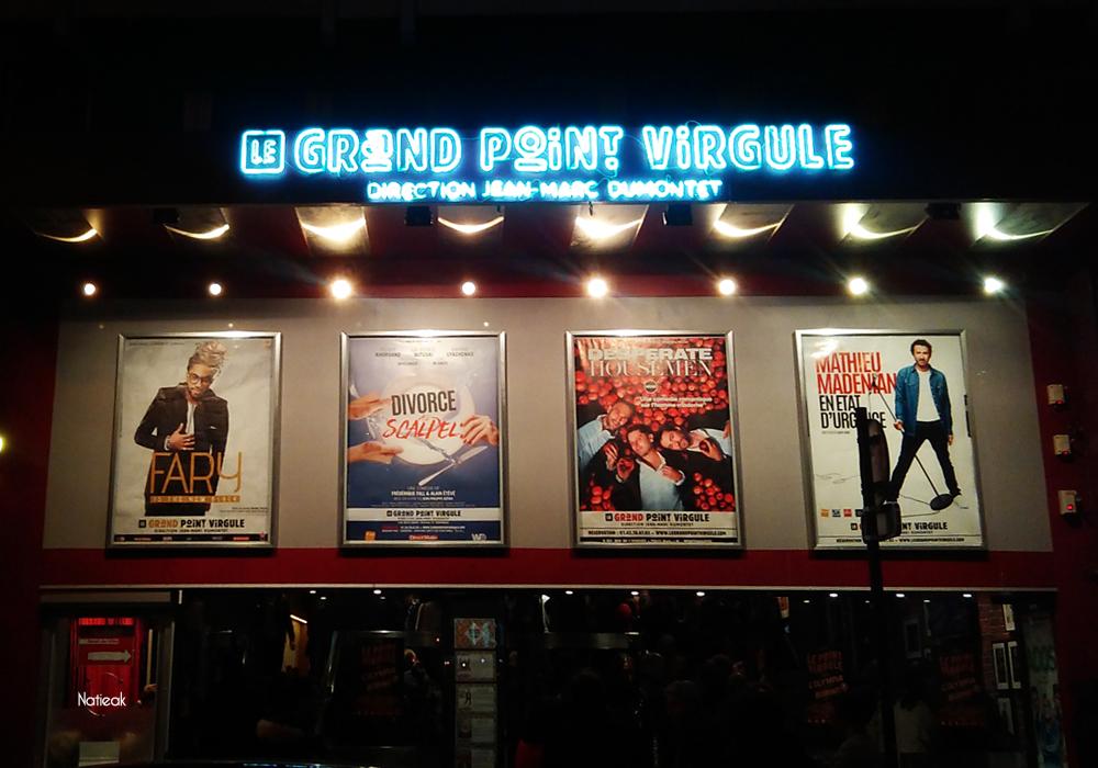 Théâtre le Grand point virgule