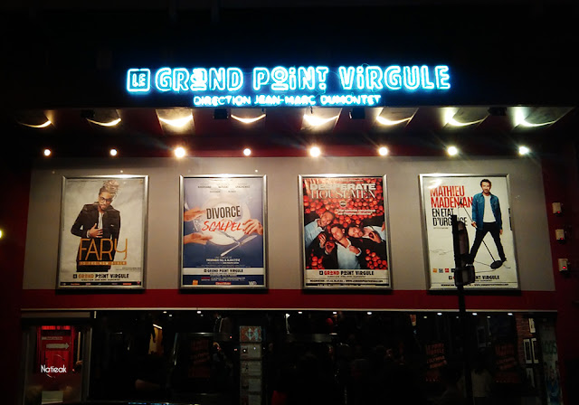 Théâtre le Grand point virgule