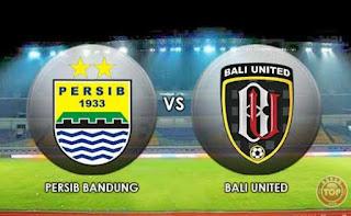 Persib Bandung vs Bali United di Stadion Batakan Balikpapan - Selasa 30 Oktober 2018