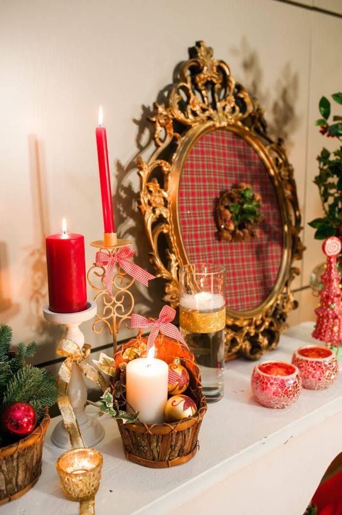 Decoração de eventos de Natal VISI VICI