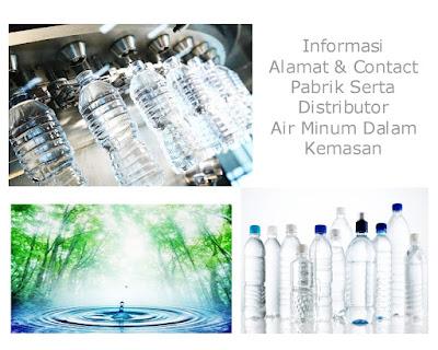 Tempat Kulakan Grosir Berbagai Merek Air Minum Dalam Kemasan