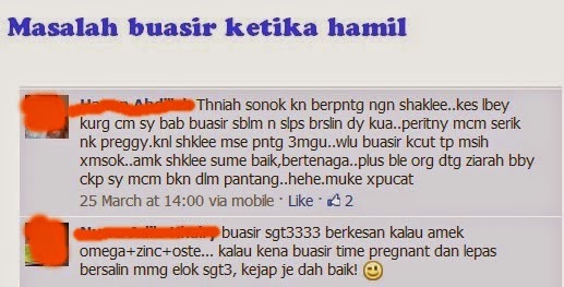 Image result for testimoni set buasir shaklee