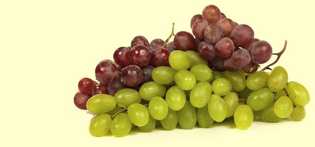 anggur juga digunakan dalam banyak sekali makanan epilog 6 Efek Samping Terlalu Banyak memakan Buah Anggur