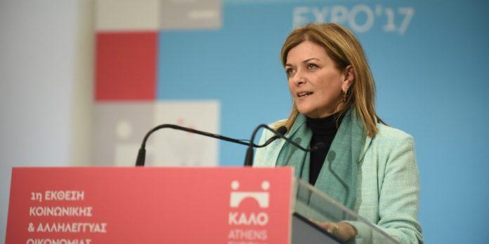 Σάλος με την υπουργό Ράνια Αντωνοπούλου – 12.000 ευρώ το χρόνο πληρώνει το κράτος για το ενοίκιο της