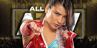 Hikaru Shida Wins AEW Women's World Championship, Injury Update On Britt Baker