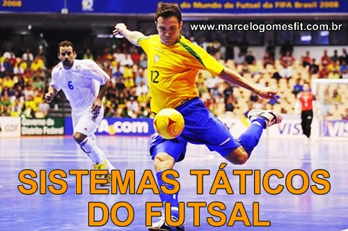 Sistemas Táticos do Futsal
