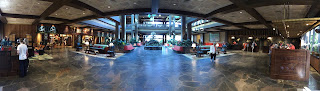 polynesian resort disney new lobby