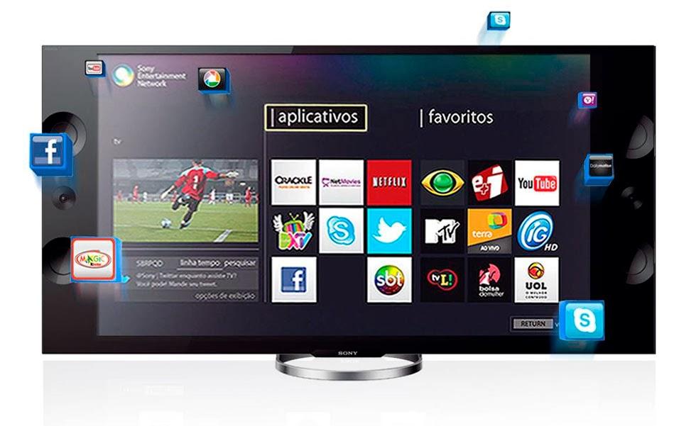 TV 4K Sony XBR-65X905A ótima qualidade de imagem e som