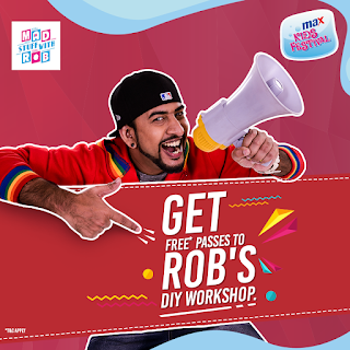 ROB to conduct 'DIY upcycling workshop' at Max Store in Phoenix Market City, Bangalore