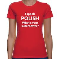 I speak polish, what's your superpower