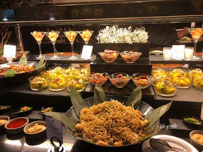 Vista Restaurante Udaipur Asia Gardens