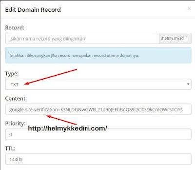 Mengatasi Error14 Ketika Custom Domain11