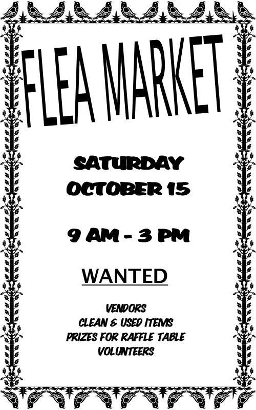 Augustana Evangelical Lutheran Church: Flea Market