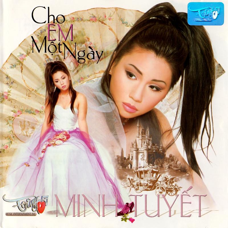 Tình Đặc Biệt CD021 - Minh Tuyết - Cho Em Một Ngày (NRG) + bìa scan mới