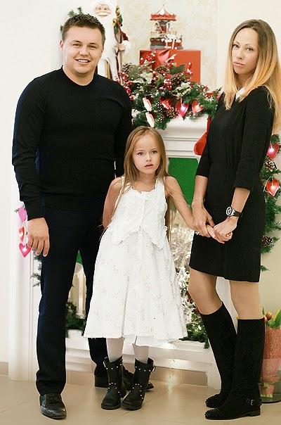 Interview mom Kristina Pimenova magazine HELLO! - news-4y
