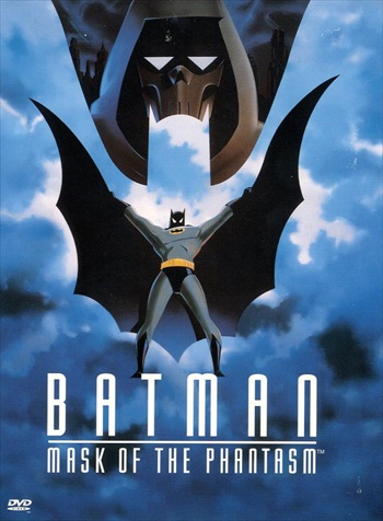 Batman Mask Of The Phantasm 1993 Dual Audio HDRip 700mb
