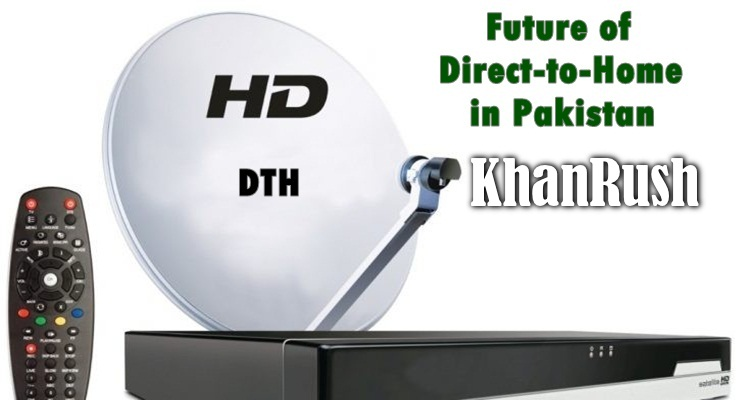 Pakistani DTH Channels List 2017