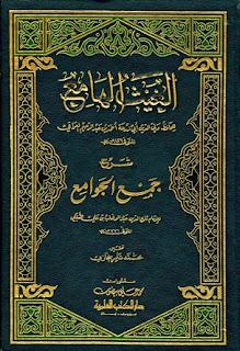 تحميل كتاب الغيث الهامع شرح جمع الجوامع pdf ولي الدين العراقي