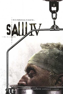 SAW IV Movie Cover
