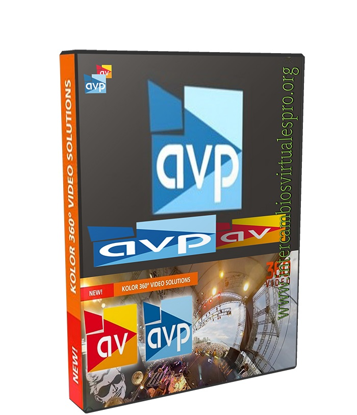 Kolor Autopano Video Pro 2.5.2.400 poster box cover