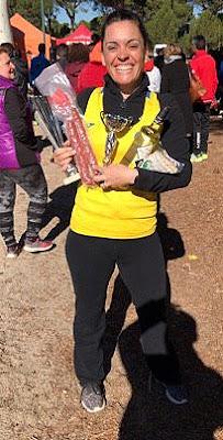 Atletismo Aranjuez Cross del Nicalo