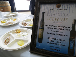 Colaneri Estate Winery Food and Wine Pairings