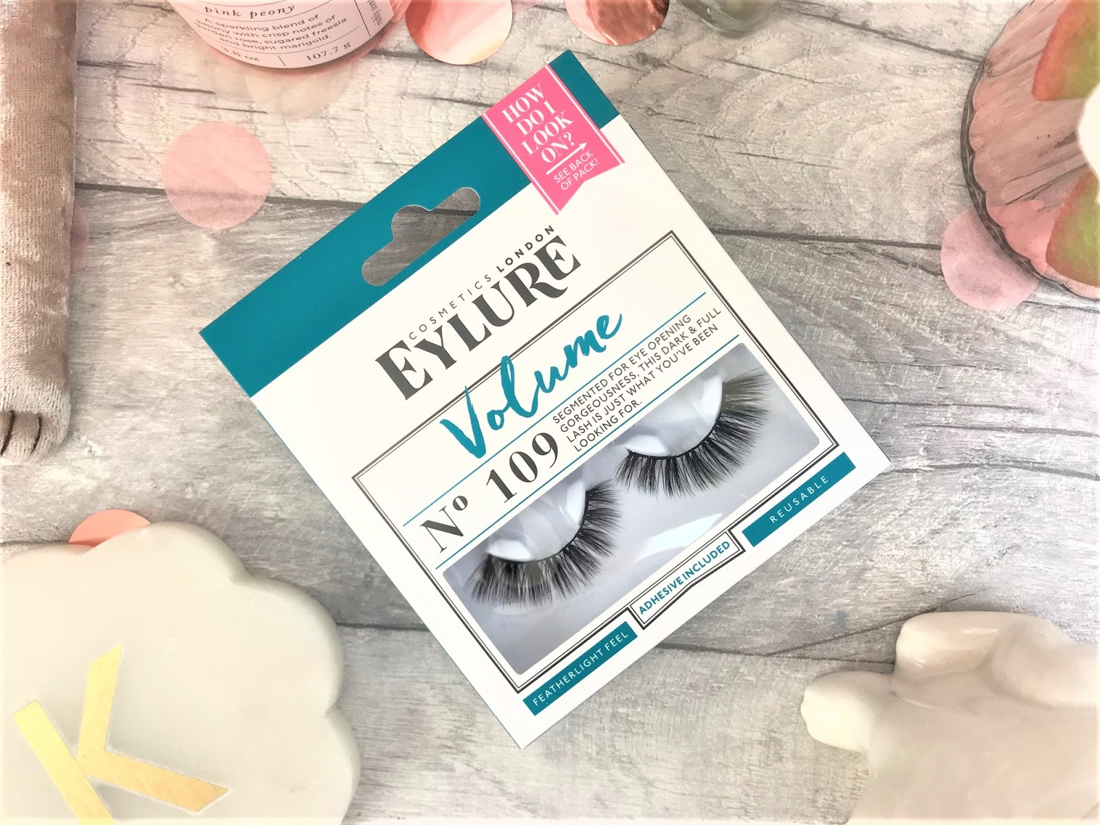 1f321c833be If I am going all-out glam, then the Eylure Definition 126s (£7.25) are the  ones for me. These lashes have different lengths within them, to give a  natural ...