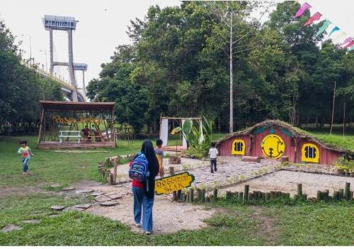 Wisata Pasar Pohon Siak