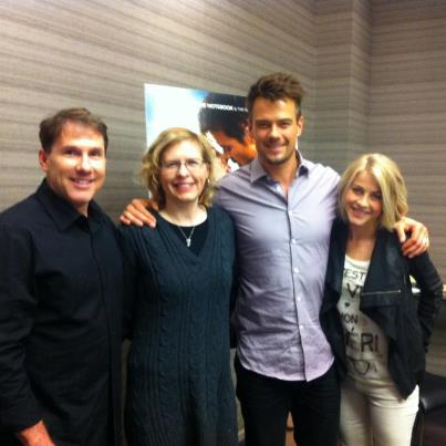A Safe Haven Interview With Josh Duhamel Julianne Hough And
