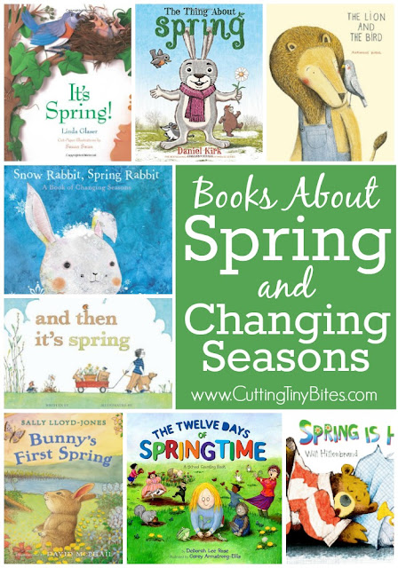 Books About Spring And Changing Seasons
