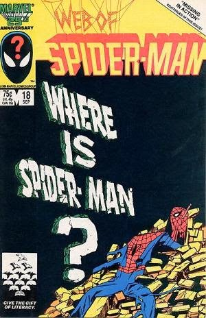 Web of Spider-Man #18 pic