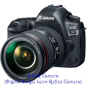 DSLR Camera (Digital Single Lens Reflex Camera)