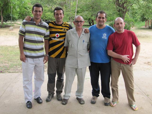 Misioneros de Burgos